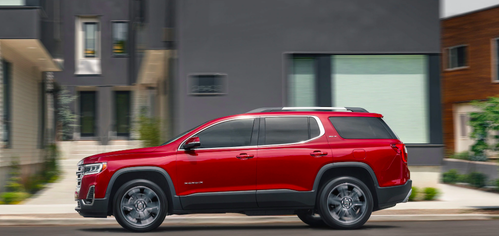 New 2019 Gmc Acadia Tullahoma Shelbyville Manchester Winchester