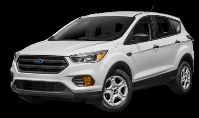 2020 ford escape white exterior