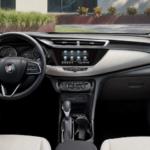 2021 buick encore gx interior