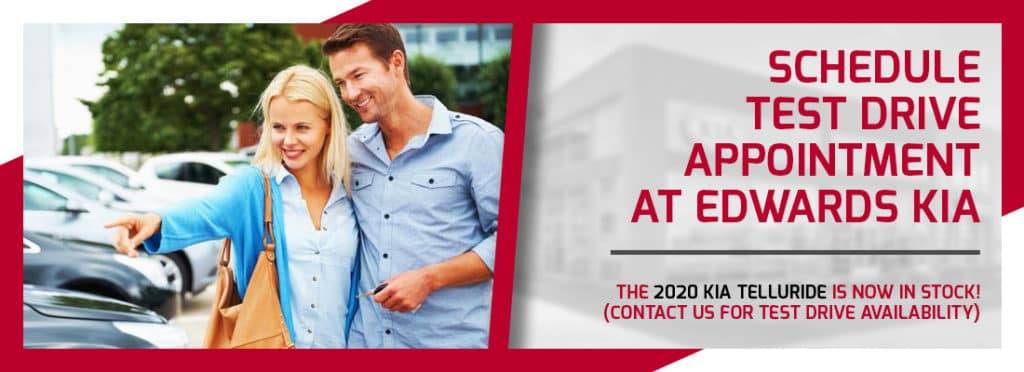Schedule Test Drive Appointment at Council Bluffs Kia dealership near Omaha