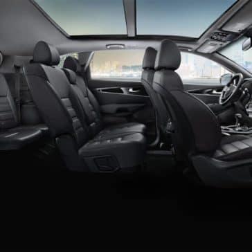 2020 Kia Sorento Seating