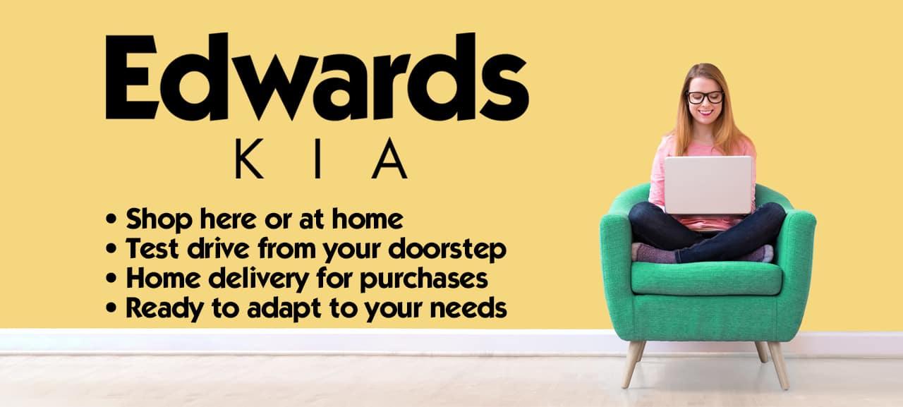 Edwards Kia Shop At Home