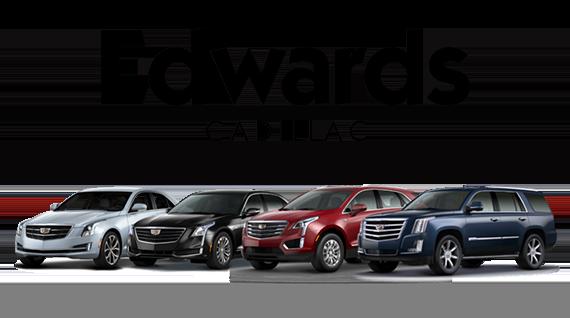 Edwards Cadillac dealership in Council Bluffs near Omaha