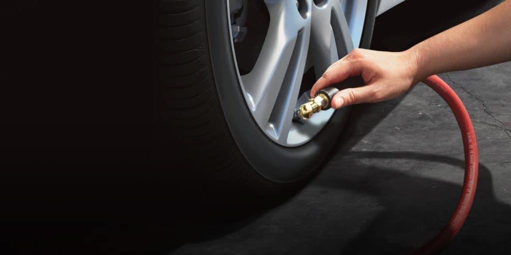 2018 Nissan Altima tire pressure monitoring system