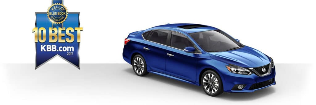 2018 Nissan Sentra Awards