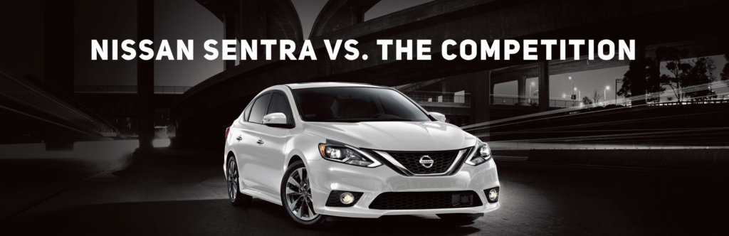 2018 Nissan Sentra vs the competition at Edwards Nissan in Council Bluffs
