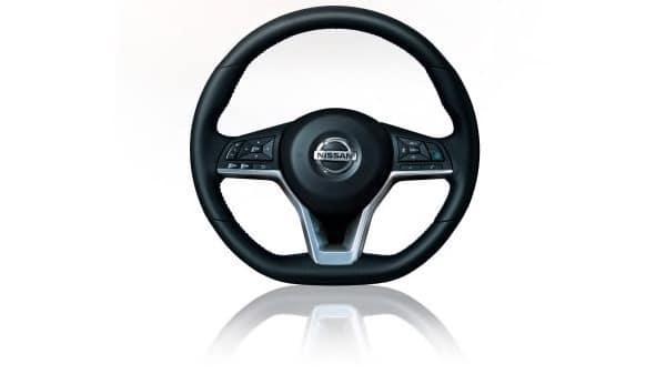 2019 Nissan Leaf Heated Steering Wheels