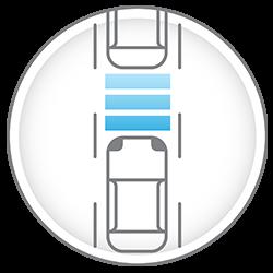 2020 Nissan Leaf intelligent cruise control