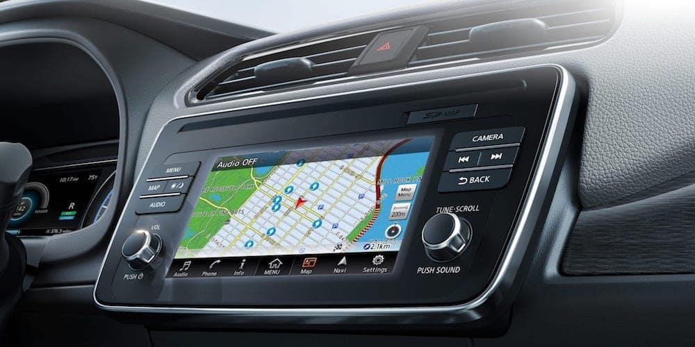 2019 Nissan Leaf Technology