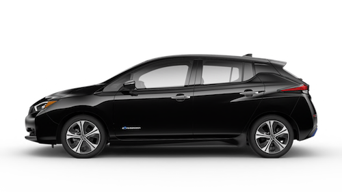 2019 Nissan Leaf SL model