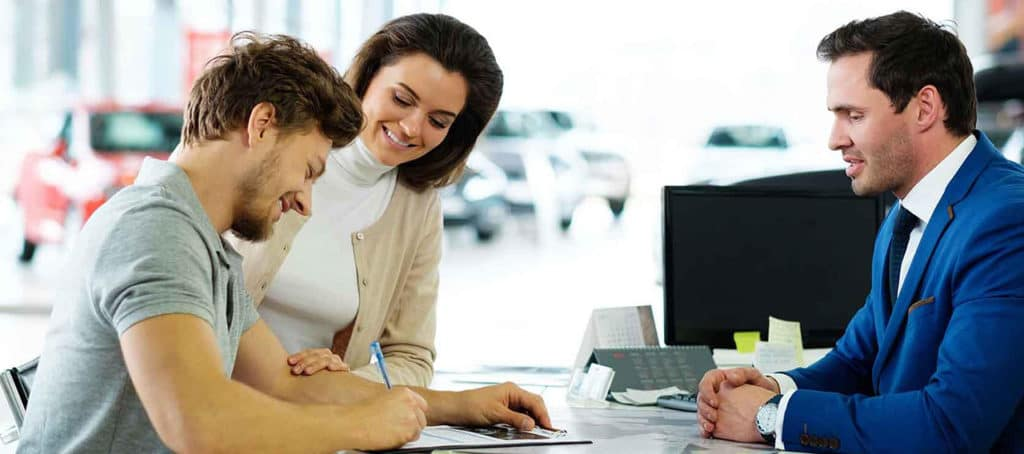 Little to no credit new car loan approval at Council Bluffs Nissan dealership near Papillion