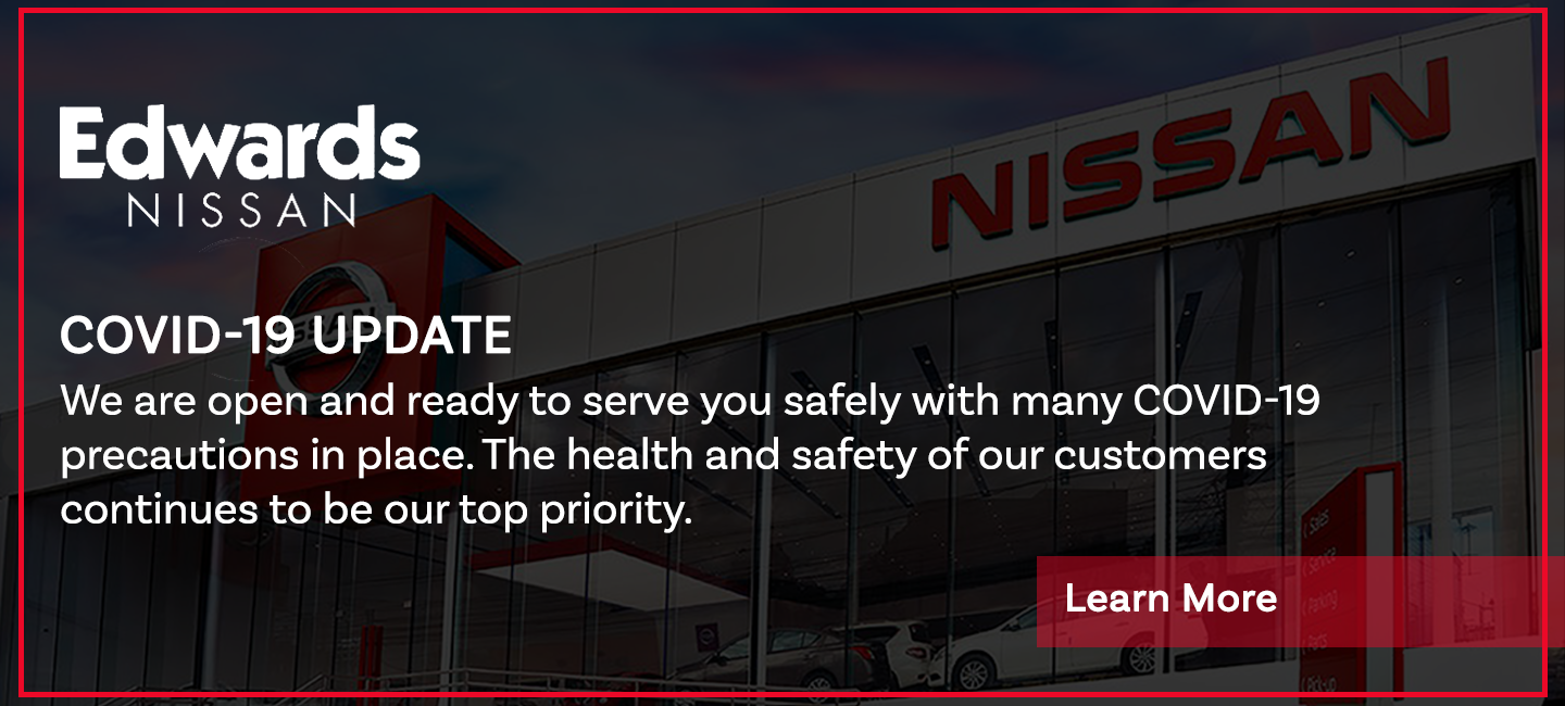 Edwards Nissan COVID-19 Update