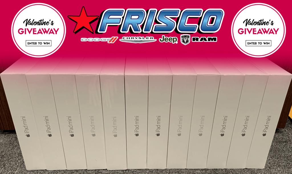 Frisco-Valentines-day
