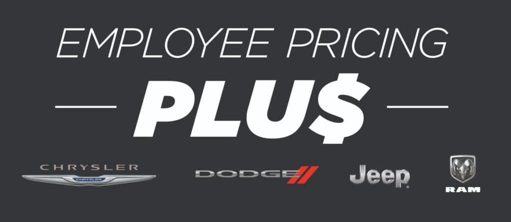 Employee Pricing!