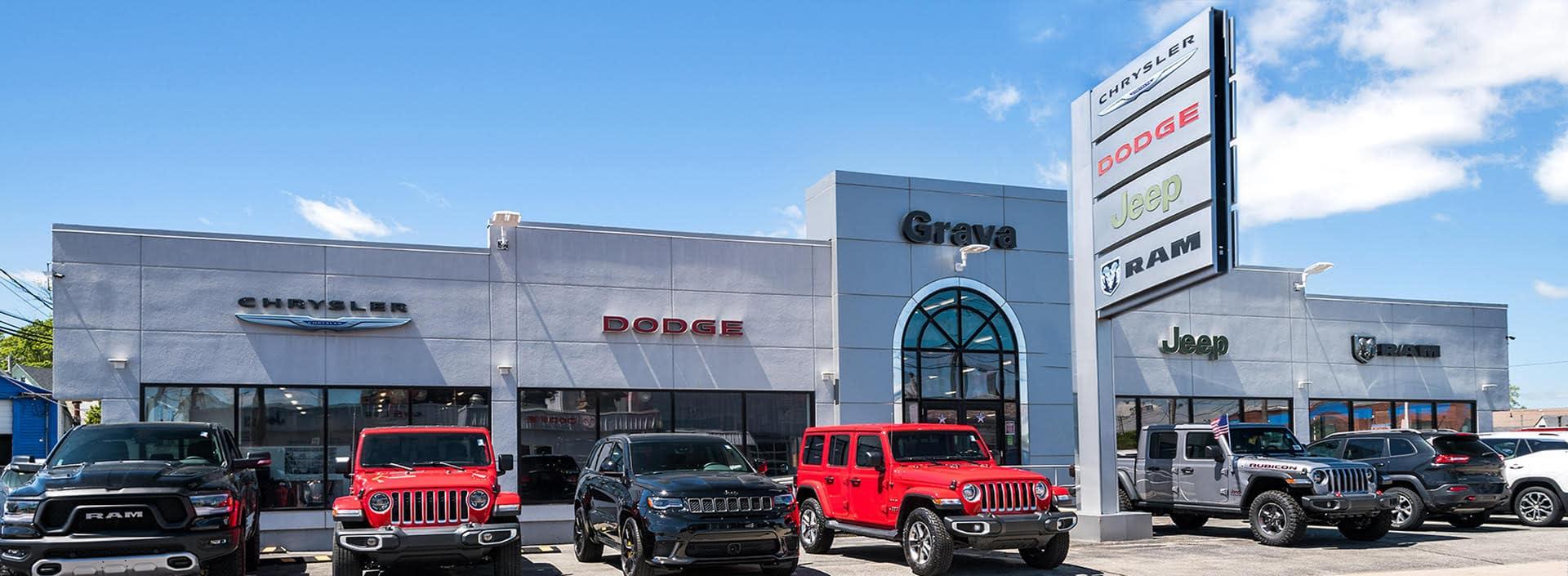 dodge dealership ma Chrysler Dodge Jeep Ram Dealer Medford MA  Grava CDJR SRT