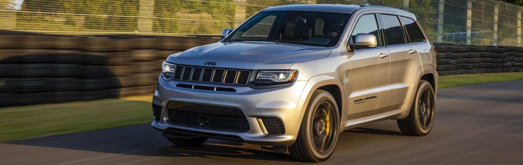 Jeep Grand Cherokee vs Ford Explorer