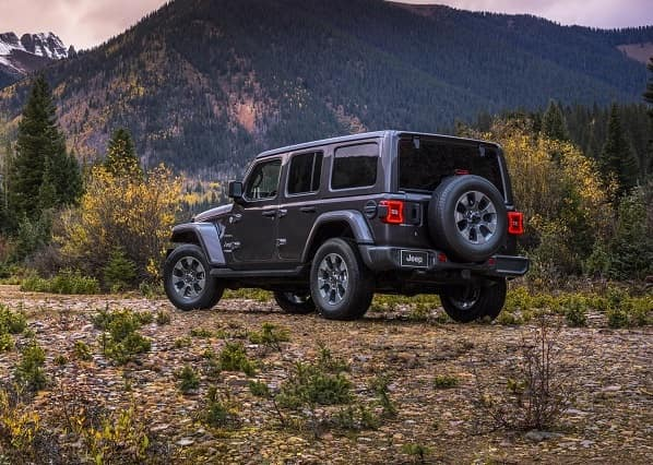 Jeep Wrangler Safety Medford MA