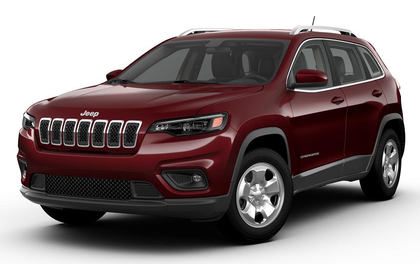 Jeep Cherokee Style