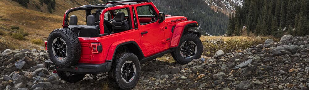 Jeep Wrangler Best Vehicle