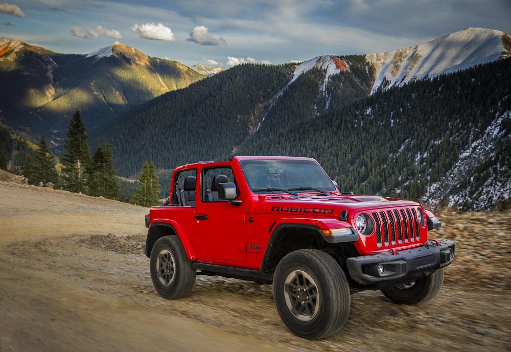 Jeep Wrangler Medford MA