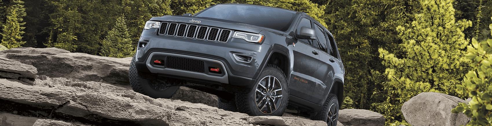 Jeep Grand Cherokee Model
