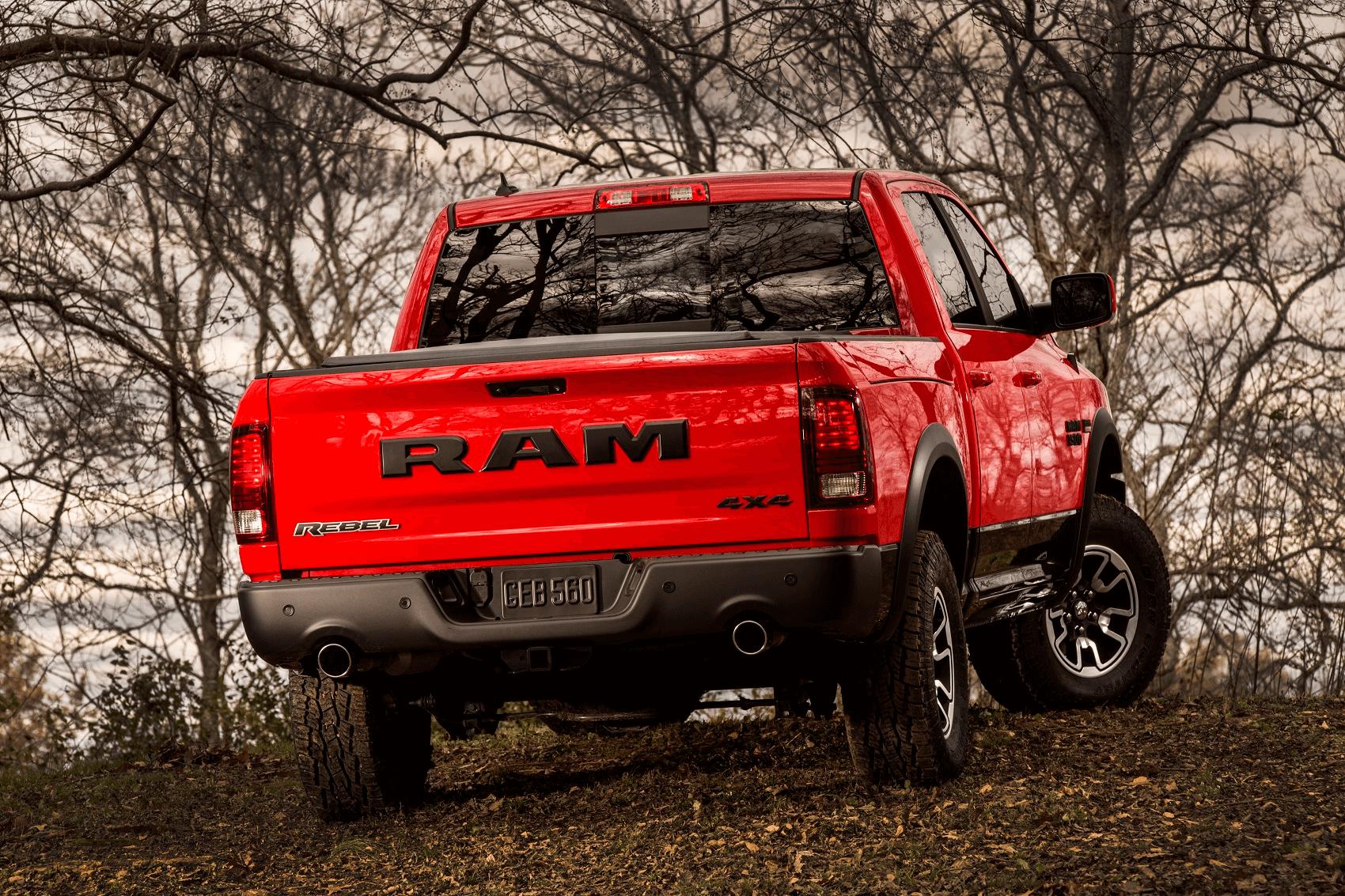 RAM 1500 Engine Specs
