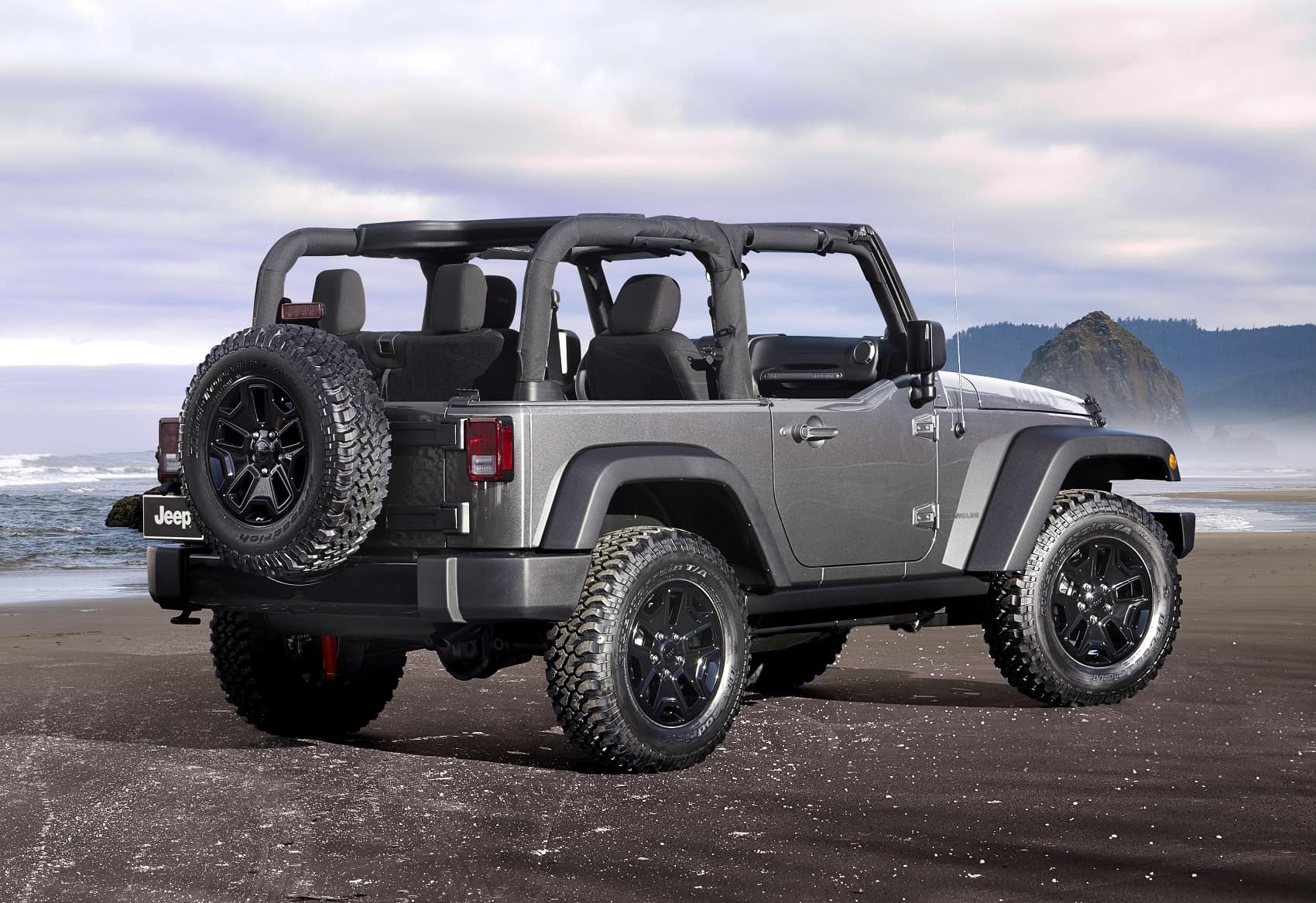 Jeep Wrangler Cambridge MA