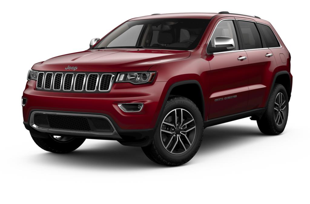 2020 Jeep Grand Cherokee vs Ford Explorer