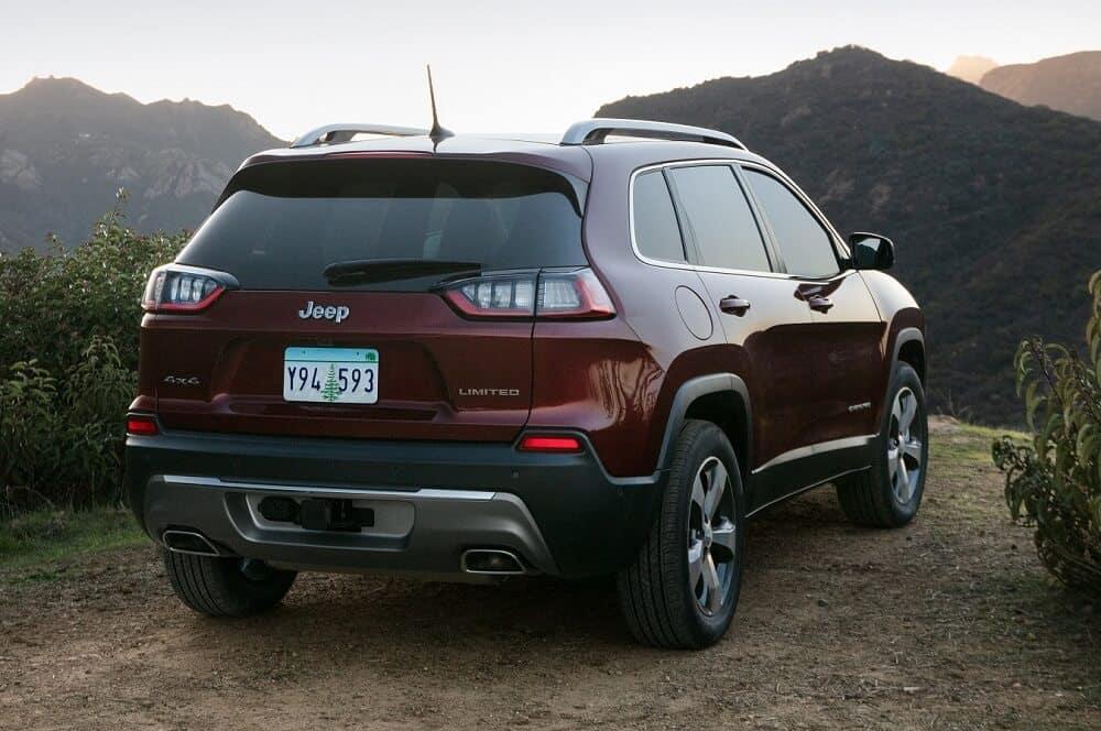 2020 Jeep Cherokee Interior Medford MA