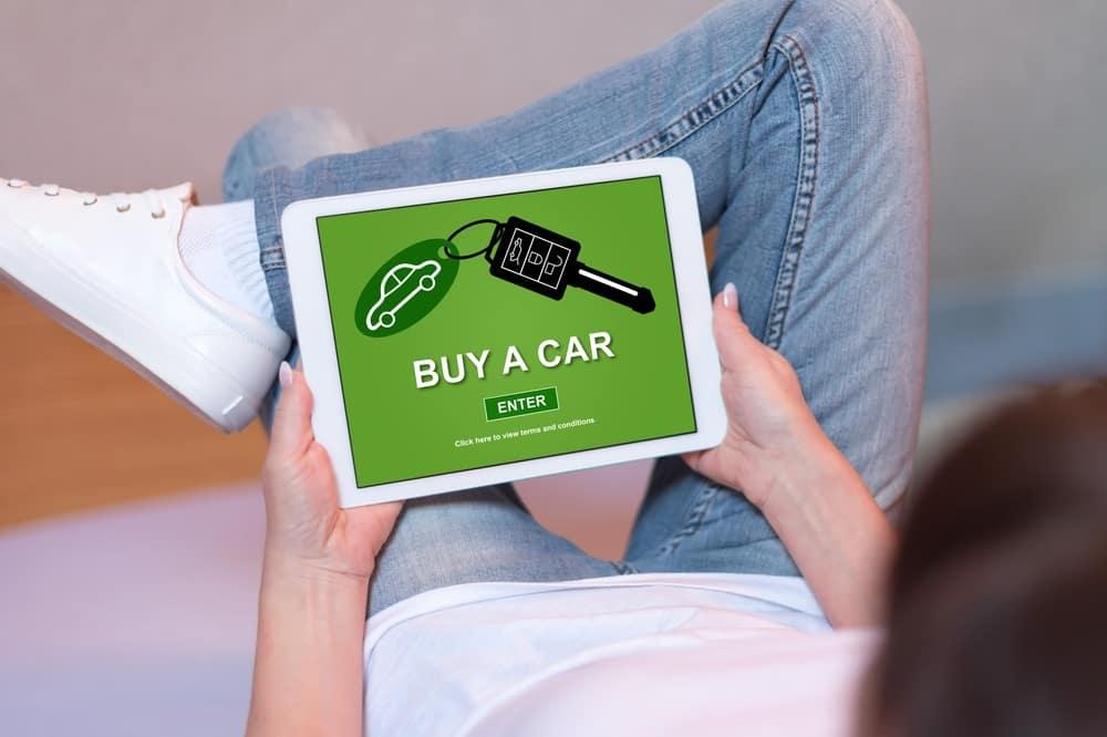 Online Car Shopper