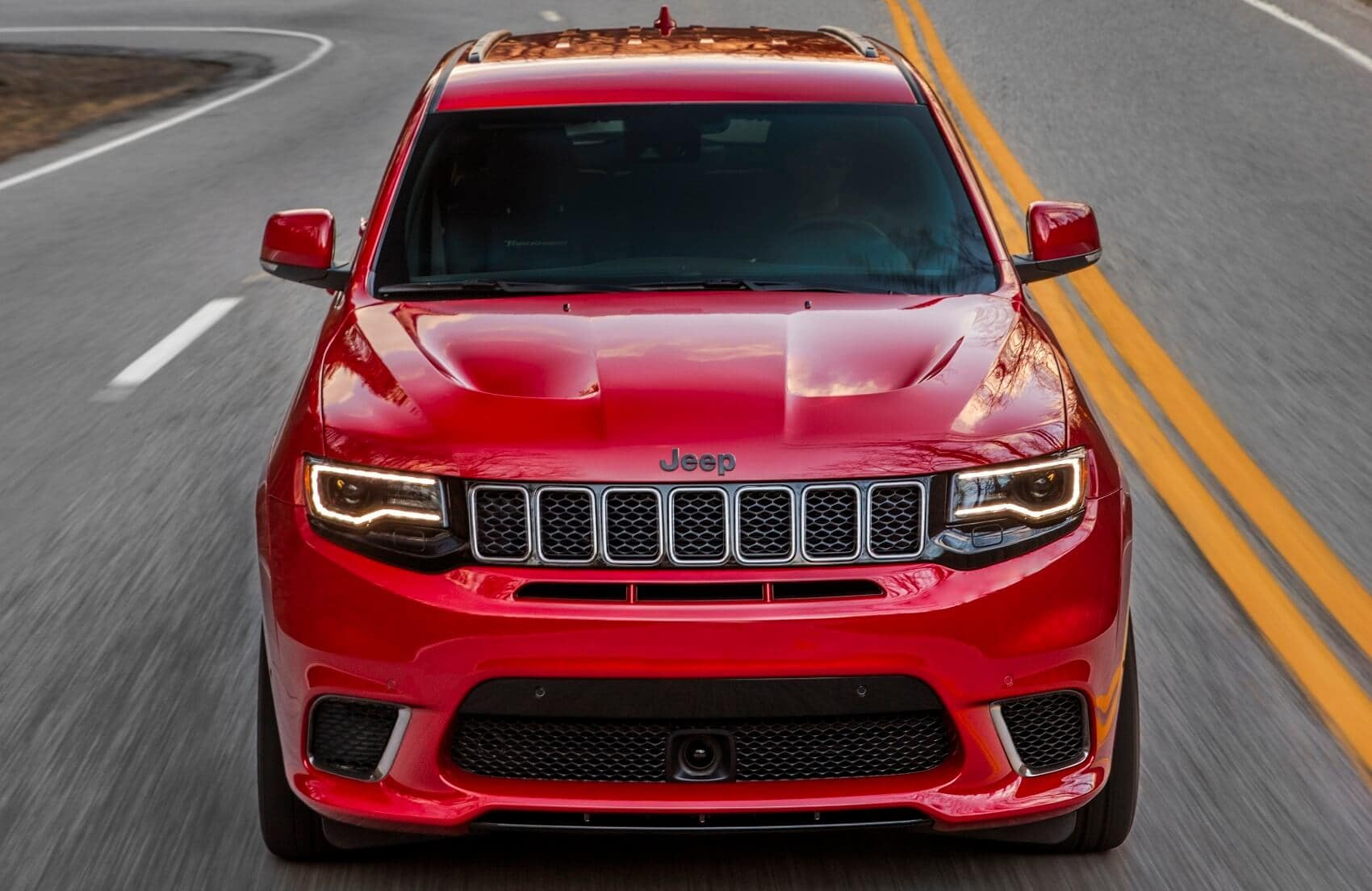 Jeep Grand Cherokee Front End