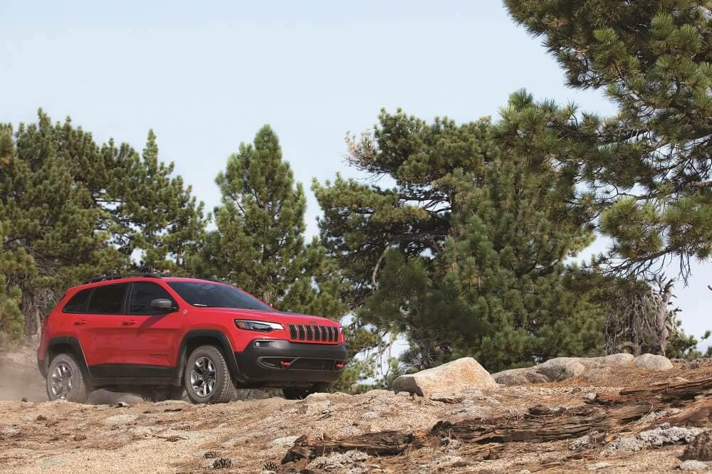Jeep Cherokee Off-Road