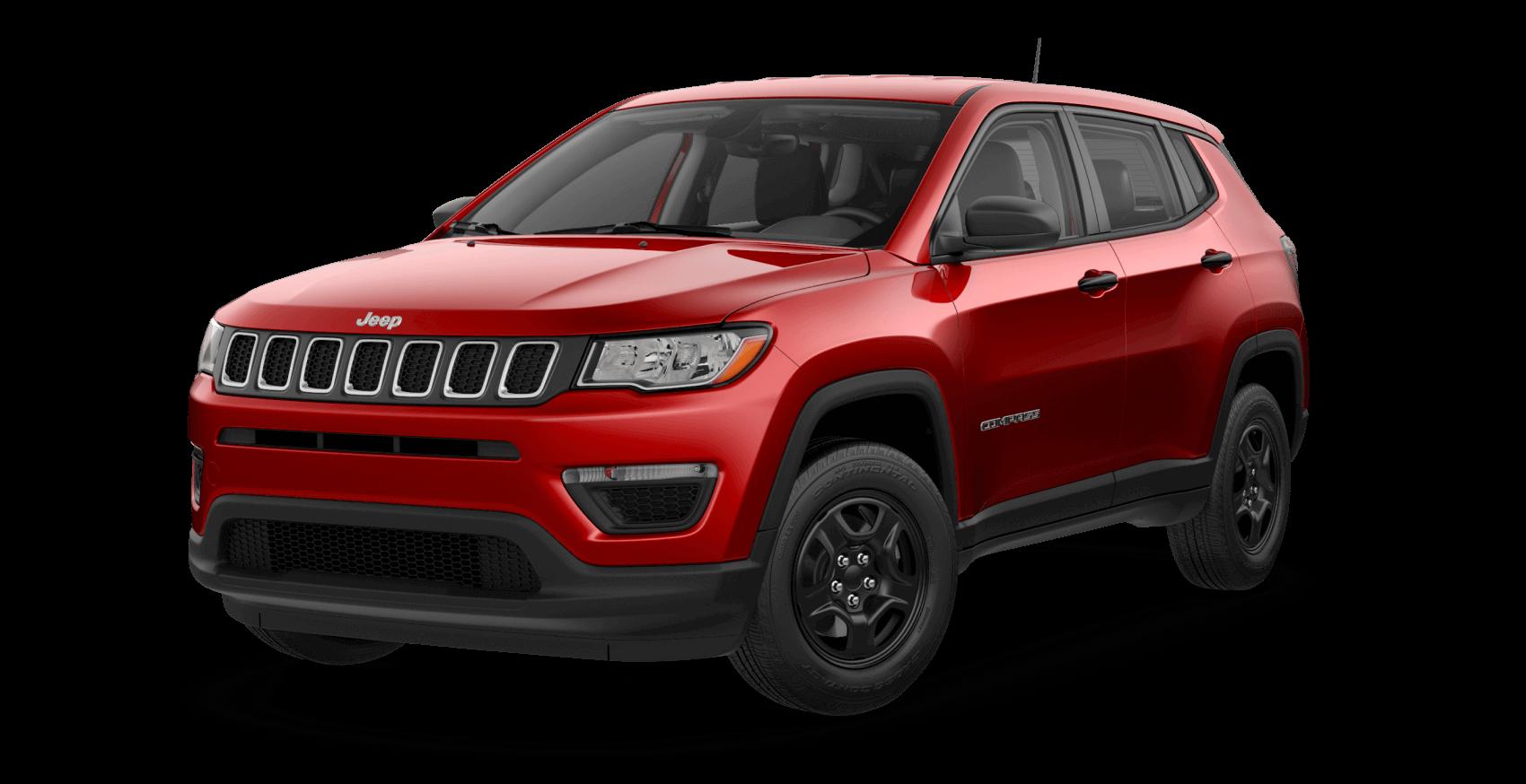 2021 Jeep Compass Sport Redline Grava CDJR