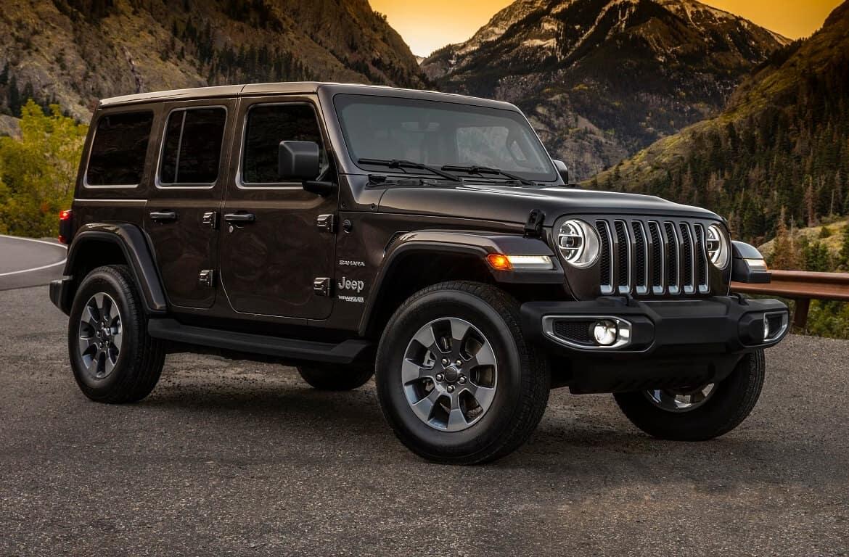 Jeep Wrangler Black