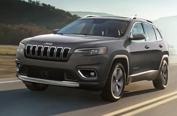 Jeep Cherokee BUILD