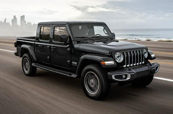 Jeep Gladiator BUILD