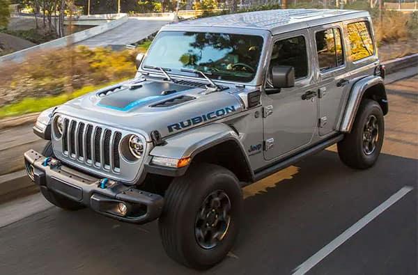 Jeep Wrangler 4xe BUILD