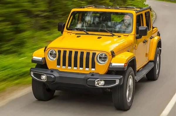 Jeep Wrangler BUILD