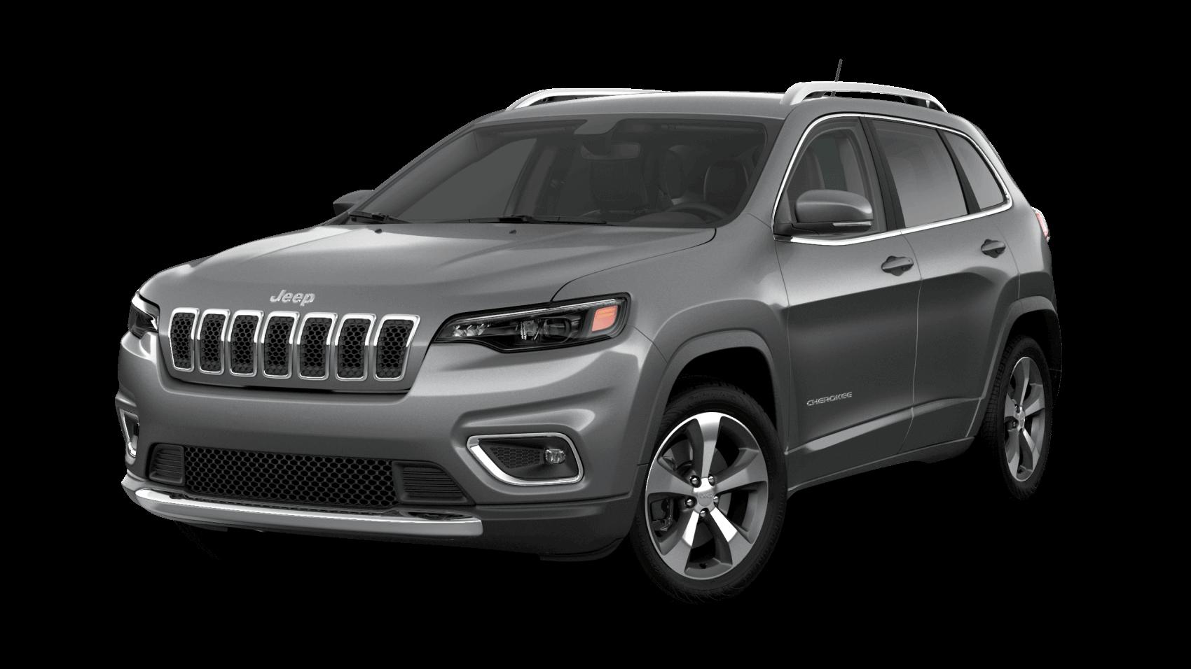 2021 Jeep Cherokee Silver