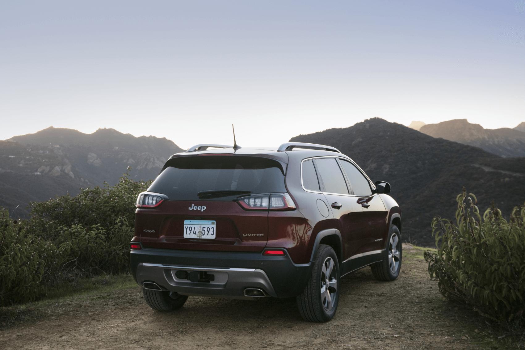 2021 Jeep Cherokee Woods