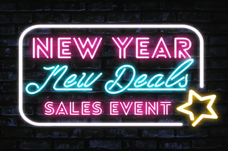 New Year, New Deals at Greenway Dodge!
