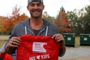 Fighting Hunger with Brett Young