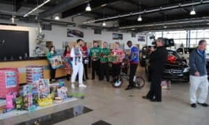 Salvation Army Magical Toy Drive