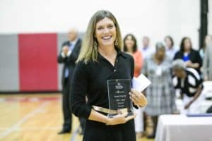 Celebrating Rock Hill, South Carolina's Teacher of the Year