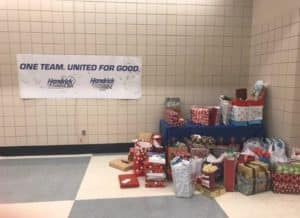 Hendrick Angel Tree for the Alabama School of the Deaf and Blind