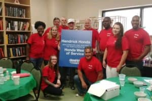 Honda Week of Service 2017