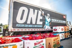 Packing Weekend Meals with Russell Dickerson and iHeart Radio