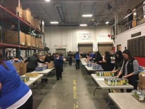 Spring Meal Drive 2017