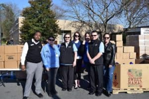 Spring Meal Drive 2018