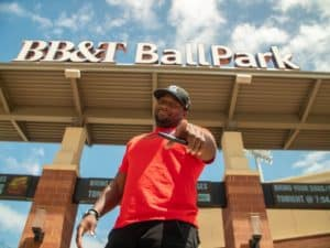 Fighting Hunger with Beasley Media Group and the Charlotte Knights